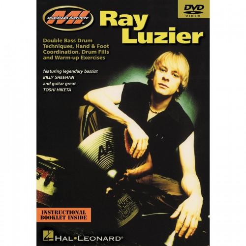 Ray Luzier_double bassdrum technique