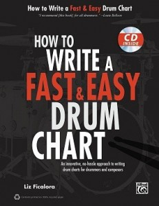 How to write a fast & easy drumchart